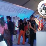 Stand e Ativação de Marca Nokia na Moda Lisboa